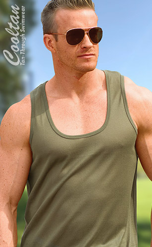 2d060cc1777ced Tan through shirts by Cooltan for women and men. A perfect tan with ...