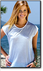 d2517a753129ca Tan through shirts by Cooltan for women and men. A perfect tan with ...